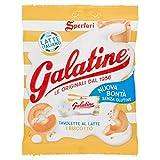 Sperlari Tavolette al Latte e Biscotto Galatine, 115g