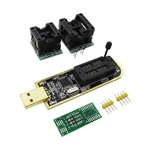 WINGONEER XTW100 Programmer USB Motherboard Bios SPI Flash 24 25 Reader Burner