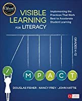 Visible Learning for Literacy, Grades K-12 (Corwin Literacy)