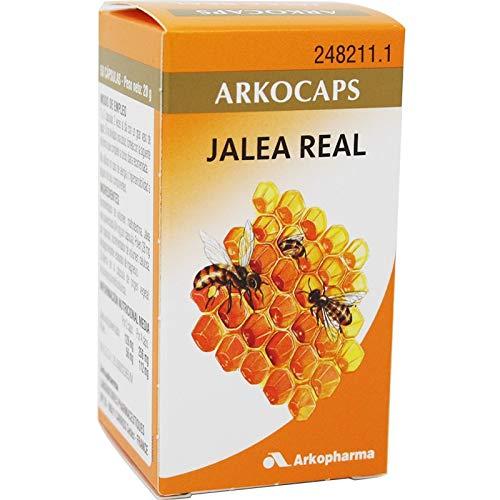 ARKOPHARMA Arkocapsulas jalea real 50 cap