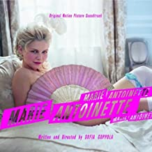 Marie Antoinette (Original Motion Picture Soundtrack) by Various Artists (2006-10-09)