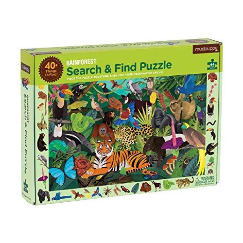 Rainforest Search & Find...
