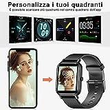 Zoom IMG-2 blackview smartwatch uomo donna orologio
