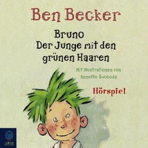 Bruno. Der Junge mit den grünen Haaren Titelbild