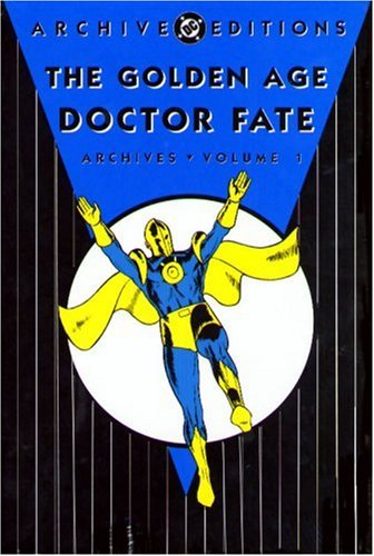 Golden Age Doctor Fate