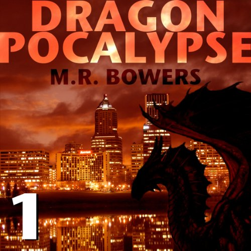Dragonpocalypse, Part 1 audiobook cover art