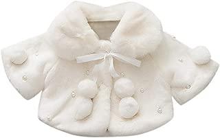 VEKDONE Toddler Kids Baby Long Sleeve Cartoon Print Hooded Coat Tops Rain Jacket