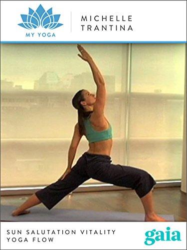 Sun Salutation Vitality Yoga Flow