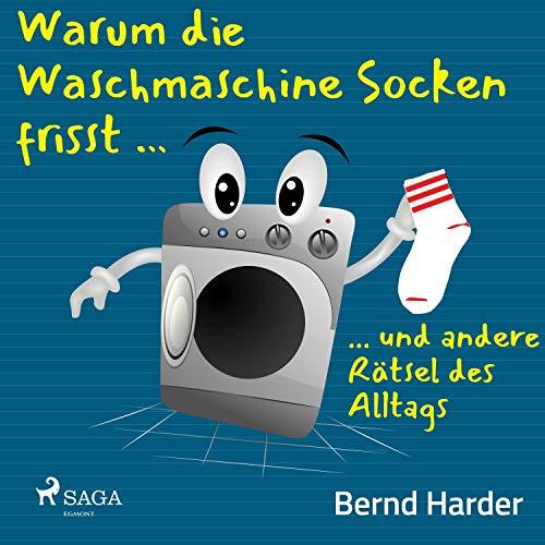Warum die Waschmaschine Socken frisst ...: ... und andere Rätsel des Alltags