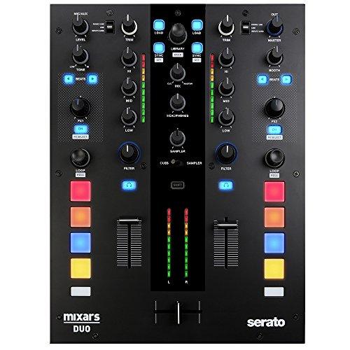 Mixars Duo Serato Mixer Controller