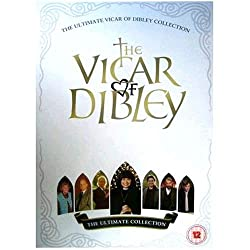 The Vicar of Dibley on DVD