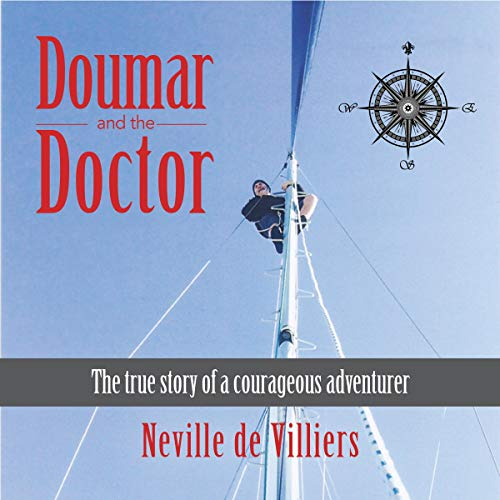 Doumar and the Doctor audiobook cover art