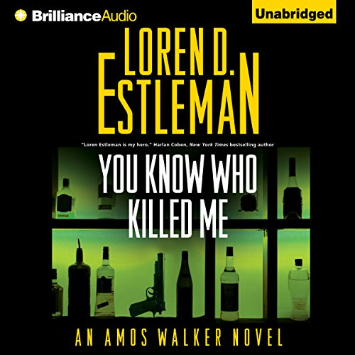 You Know Who Killed Me audiobook cover art