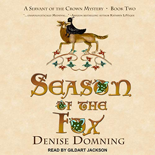 Season of the Fox audiobook cover art