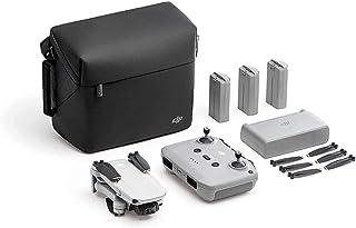 DJI Mini 2 Fly More Combo - Ultralichte en opvouwbare Drone Quadcopter, 3-Axis Gimbal met 4K Camera, 12MP Foto, 31 Minuten...