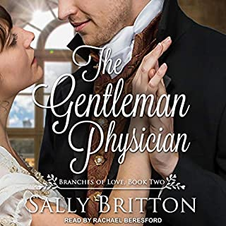 The Gentleman Physician: A Regency Romance cover art