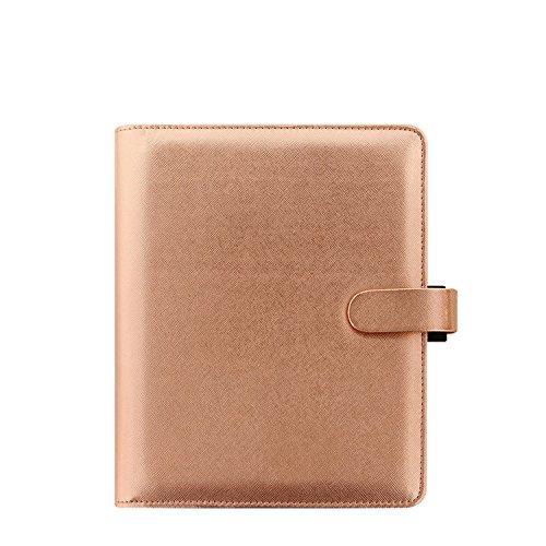 Filofax Saffiano Cuaderno organizador A5, colororo rosa