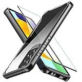 ORETECH Samsung Galaxy A72 Case 5G, Ultra-Hybrid