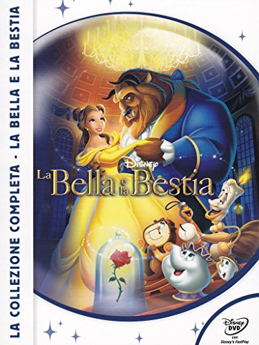 Cofanetto La Bella e la Bestia Trilogia (3 DVD)