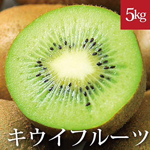 キウイフルーツ5kg 国産 無農薬
