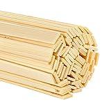 Palitos de bambú natural Pllieay