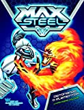 Max Steel: Detonando o Elementor - Livro Para Colorir
