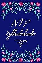 NFP Zykluskalender: Zyklustabellen zum Ausfüllen für die natürliche Familienplanung oder Verhütung | Basaltemperatur messe...