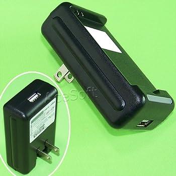 100% New Special Travel Home Desktop Wall USB/AC Battery Quick Charging Charger for Samsung Galaxy J36V SM-J320V Verizon Phone