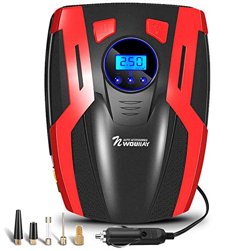 Mini Compresseur Pneumatique Compresseur d'Air Rechargeable...