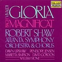 Vivaldi: Gloria / Bach: Magnificat (1989-05-19)