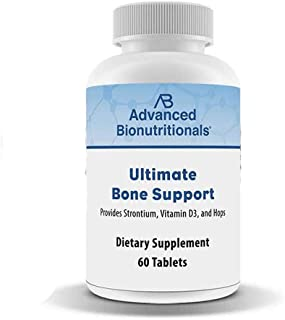 Advanced Bionutritionals Ultimate Bone Support - Dietary Supplements 60 Tablets