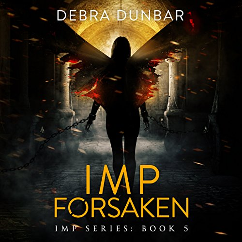 Imp Forsaken  audiobook cover art