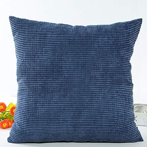 Funda de almohada para cama de 45 cm x 45 cm y 1,45 cm x 45 cm