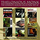 Monk,Thelonious: The Complete Albums Collection 1957-1961 (Audio CD (Live))