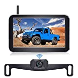 Best Backup cameras - DoHonest Digital Wireless Backup Camera Kit with 7 Review