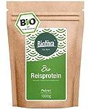 Reisprotein Bio 80% Protein - vegane Proteinquelle - ohne Zusätze