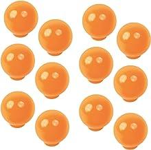 Pomoline PART-A746-26 meubelknop, oranje glanzend