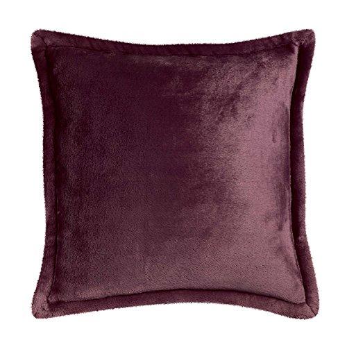 Vivaraise - Coussin Tender avec garnissage – Taie d'oreiller Lavable - Housse Amovible – en Tissu Doux – Style cocooning et Chaleureux