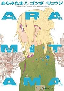 ARAMITAMA 2巻 表紙画像