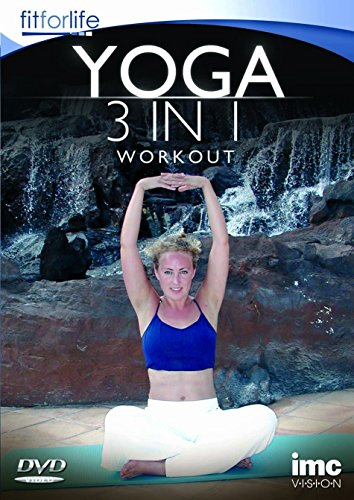 Yoga 3 in 1 - 3 x 20 Minute Workouts - Hatha & Ashtanga Yoga - Fit for Life Series [Reino Unido] [DVD]