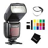 Godox TT600S Flash d'appareil Photo 2,4 G HSS 1/8000s GN60 Speedlight pour appareils Photo Sony avec Griffe MI