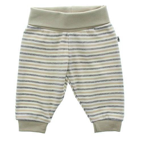 Jacky Unisex Jogginghose für Babys und Kleinkinder, Größe: 80, Alter: 10-12 Monate, Beige, 377101