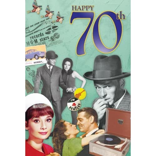 70th Birthday Gifts For Men And Women