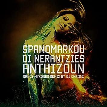 Oi Nerantzies Anthizoun (Dance Mykonos Remix by DJ Chris Z)