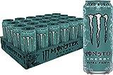 Monster Energy Ultra Fiesta, Sugar Free Energy Drink, 16 Fl Oz, Pack of 24