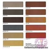 Pufas Dach- und Sockelfarbe 5 L Farbe: Betongrau 962 Dachfarbe