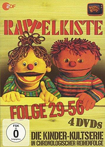 Folge 29-56 (4 DVDs)