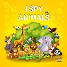 I spy - animals ::: Amazing Guessing Game for 2-5 Years Old