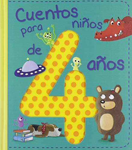 Cuentos para Niños De 4 años (Cuentos y ficción)