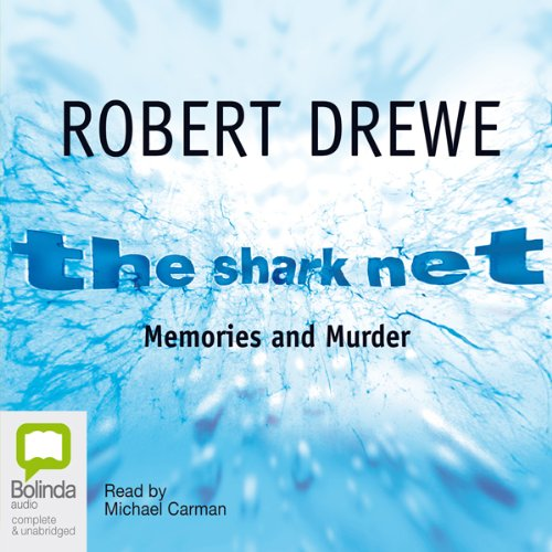 The Shark Net audiobook cover art